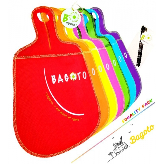 "Bagoto ""Equality Pack"""