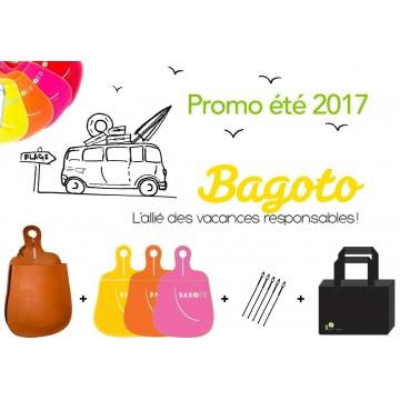 Promo été 2017 : le kit départ en vacances