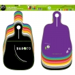 Multicolored Bagoto 10-pack
