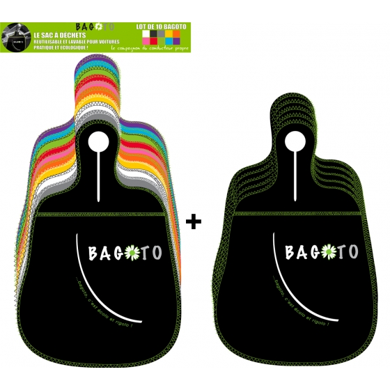 The 10+5 Bagoto Special Offer