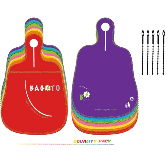 "Bagoto ""Equality Pack"""
