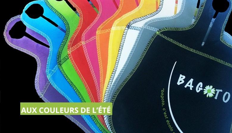 Bagoto multicolore - N° 1 des ventes